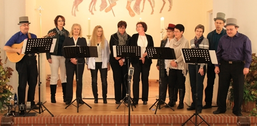 Singing Friends Konzert